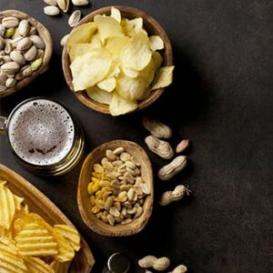 Snacks & Accompaniments