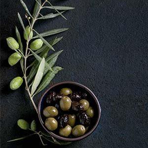 Olives & Vinegars